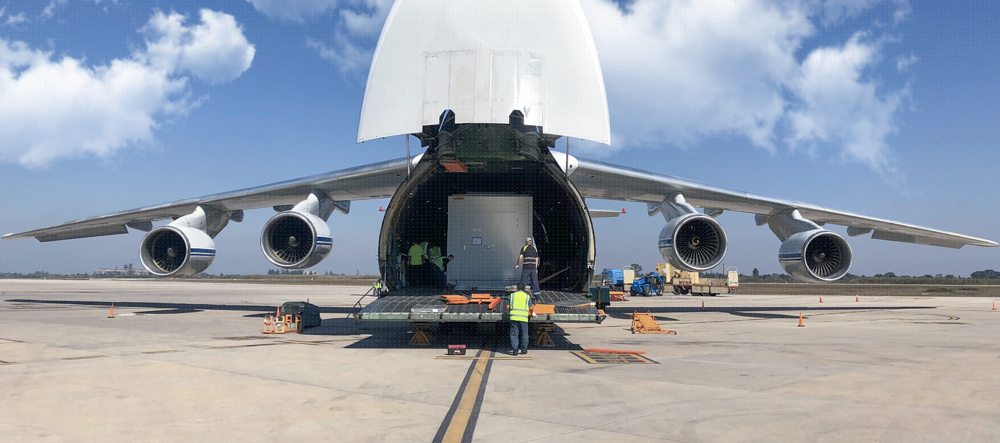 La conversion de aviones de pasajeros a aviones de carga