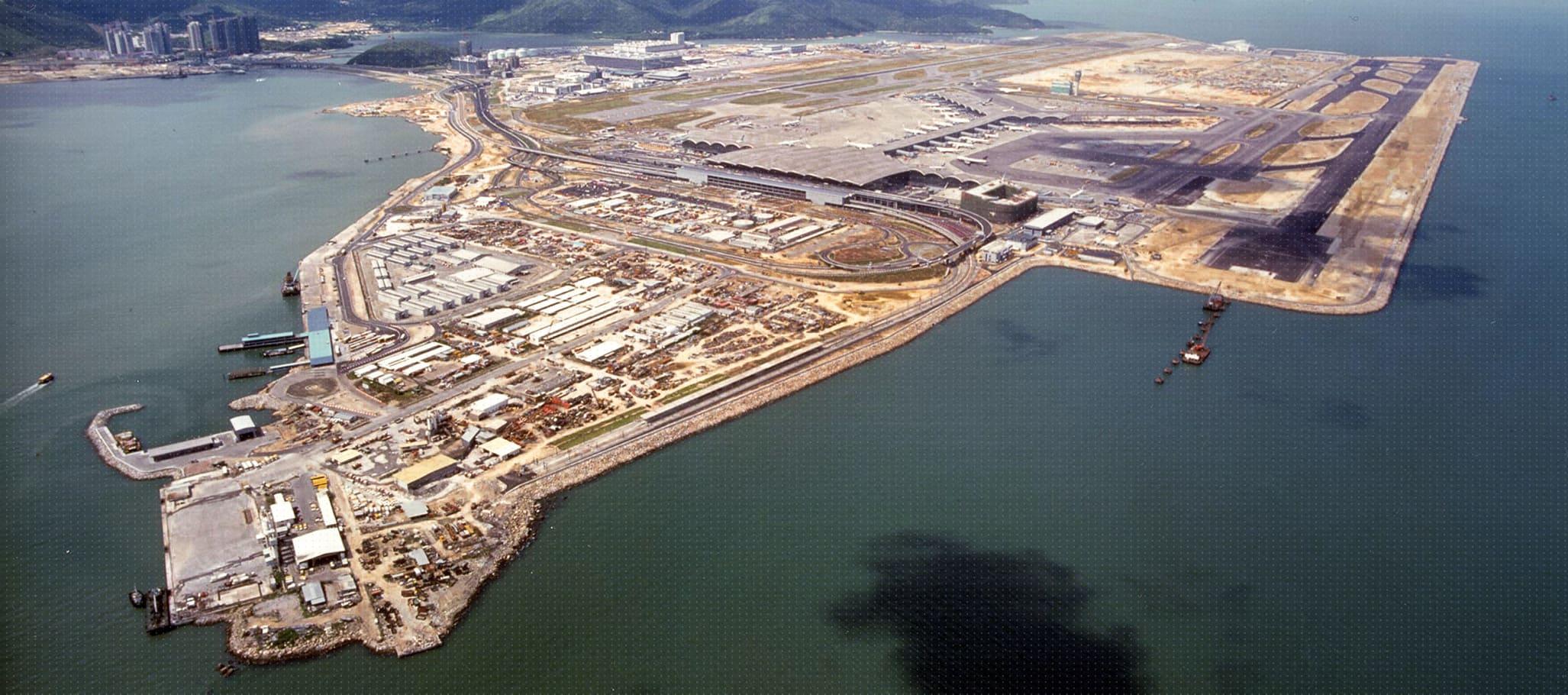 Los aeropuertos de carga a nivel mundial