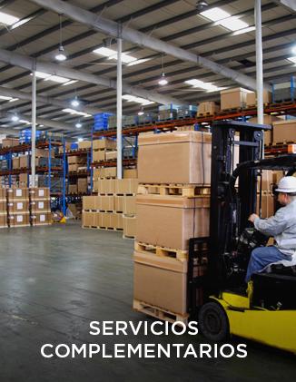 servicios complementarios
